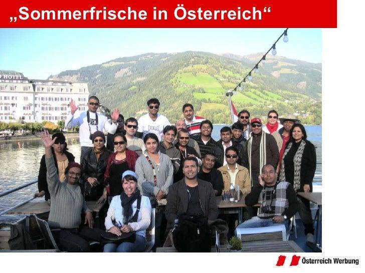 """""""Sommerfrische in Österreich""""<br />"""