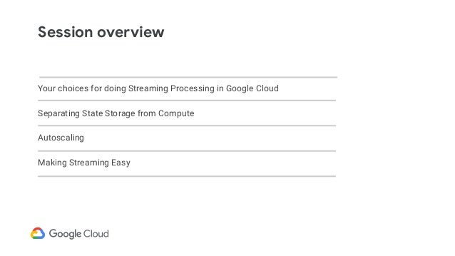 "Sergei Sokolenko ""Advances in Stream Analytics: Apache Beam and Google Cloud Dataflow deep-dive"" Slide 2"