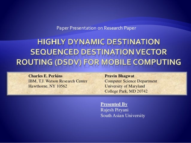 Csli 5350g pervasive and mobile computing week 5 paper.