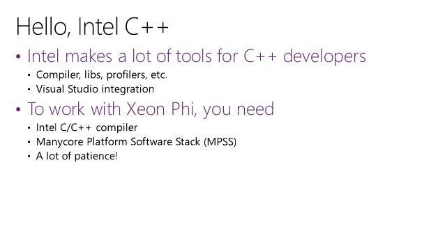 intel xeon phi coprocessor high performance programming pdf
