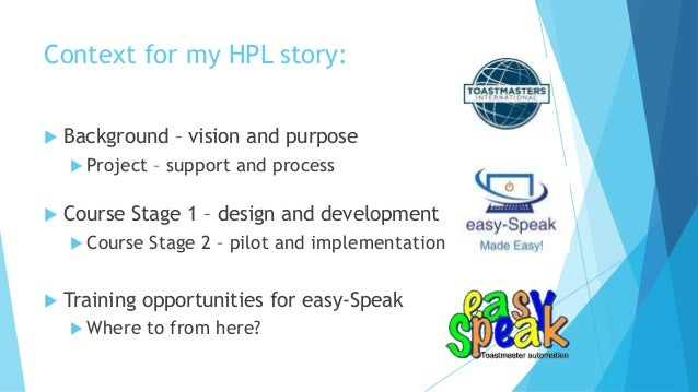 High performance leadership 2 presenting the results Slide 2