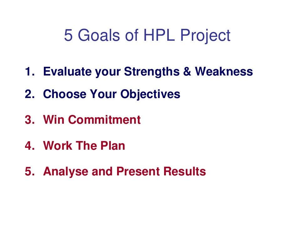 High Performance Leadership Project by Omana Kallarakal Slide 3