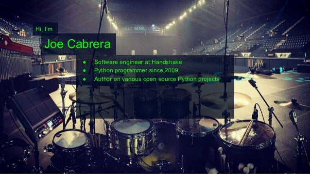 High Performance Python Microservice Communication Slide 2