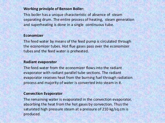 High pressure boilers 050,18,48