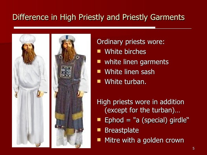 Ancient Hebrew Clothing