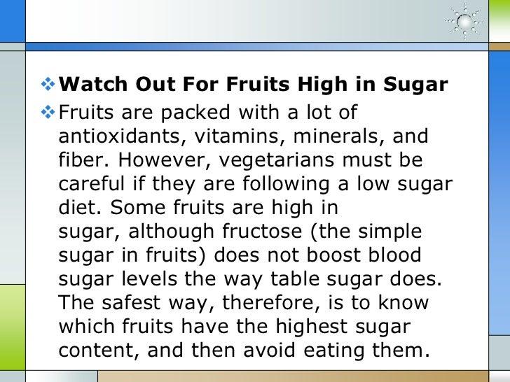 A Healthy Diabetic Diet