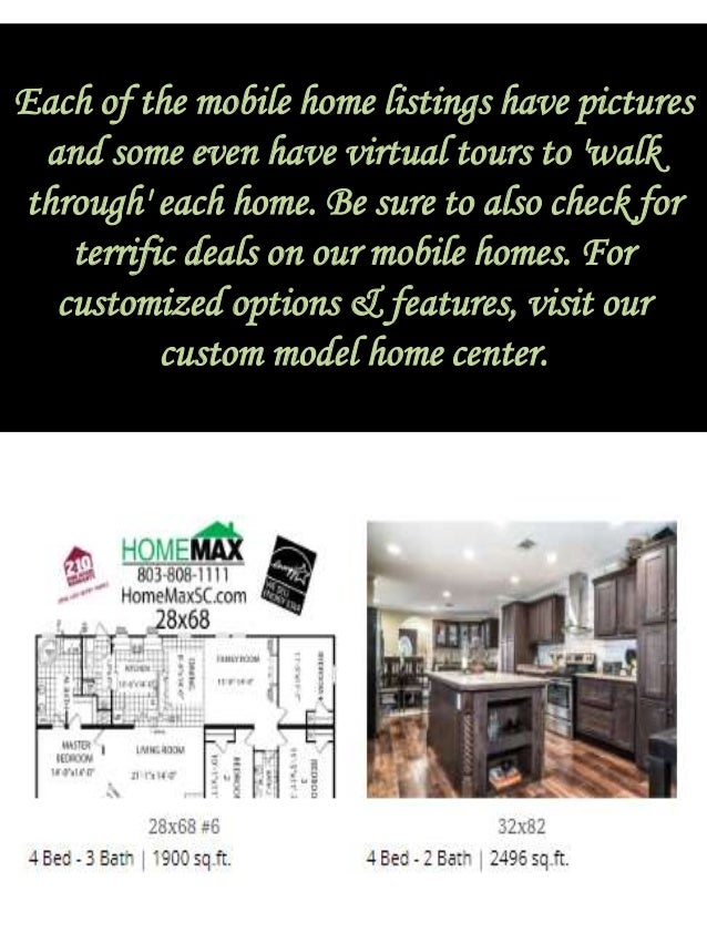 High Quality Manufactured Homes For Sale SC