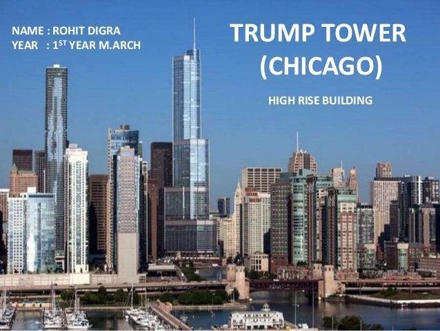 Trump Hotel Chicago Jobs