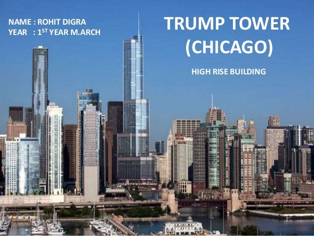 trump tower chicago high rise. Black Bedroom Furniture Sets. Home Design Ideas