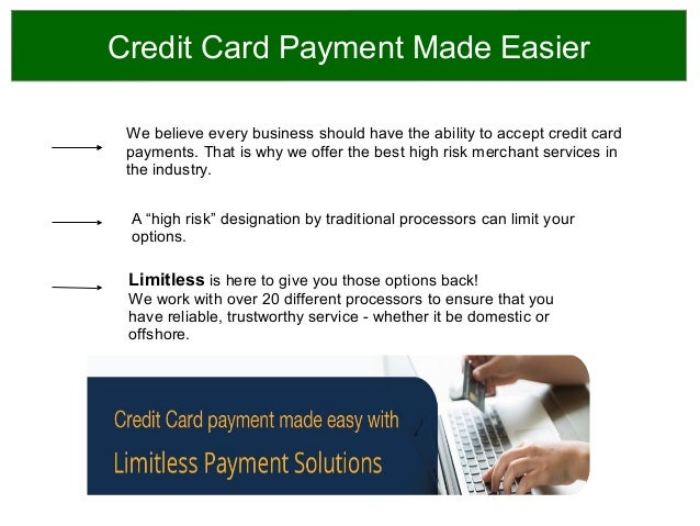 High risk credit card processing services credit card colourmoves