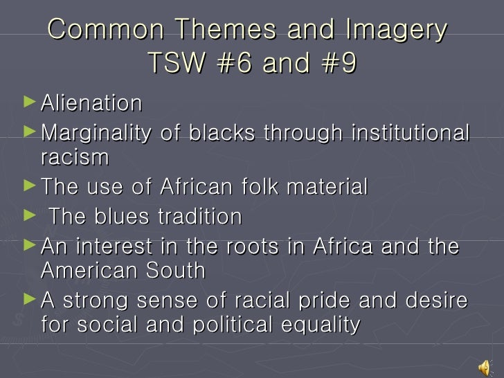 What are the common themes in African literature?