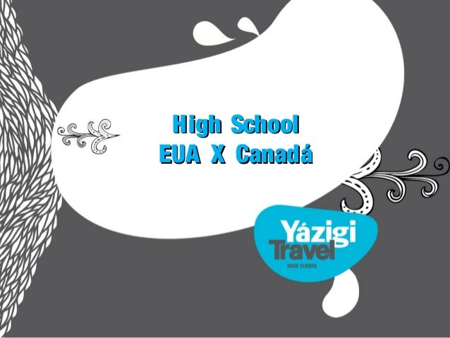High SchoolEUA X Canadá