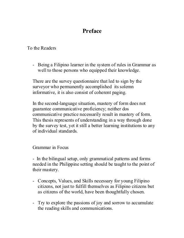 thesis introduction example tagalog