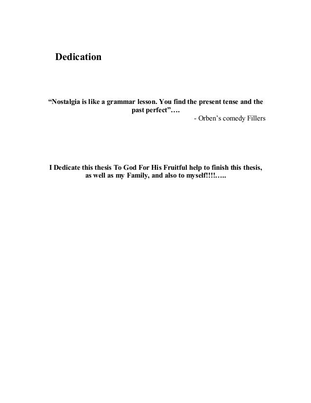 International business dissertation proposal