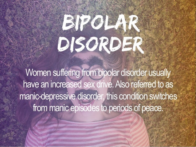 Bipolar disorder and sex