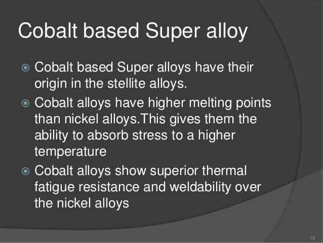 Is Cobalt A Gas At Room Temperature