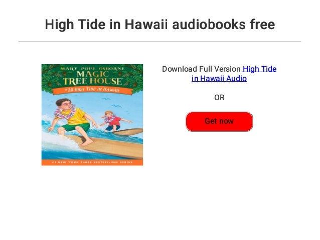 High Tide In Hawaii Audiobooks Free