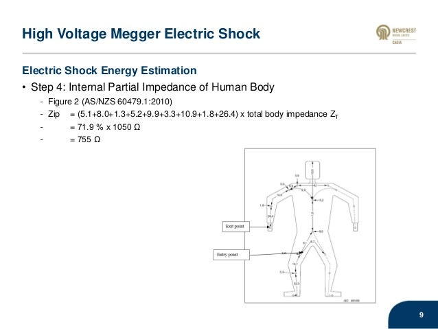 High Voltage Megger Electric Shock Omer Saeed