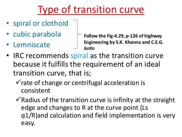 2 ' cos)('  dRRm  )(2 180 2 ' dR S     Case-I: if length of curve (Lc ) > sight distance(S) Where, M' = set-back d...