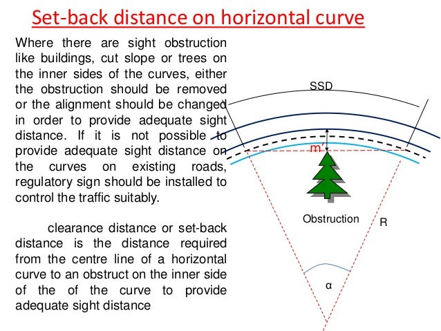 Vertical alignment The vertical alignment is the elevation or profile of the centre line of the road. The vertical alignme...