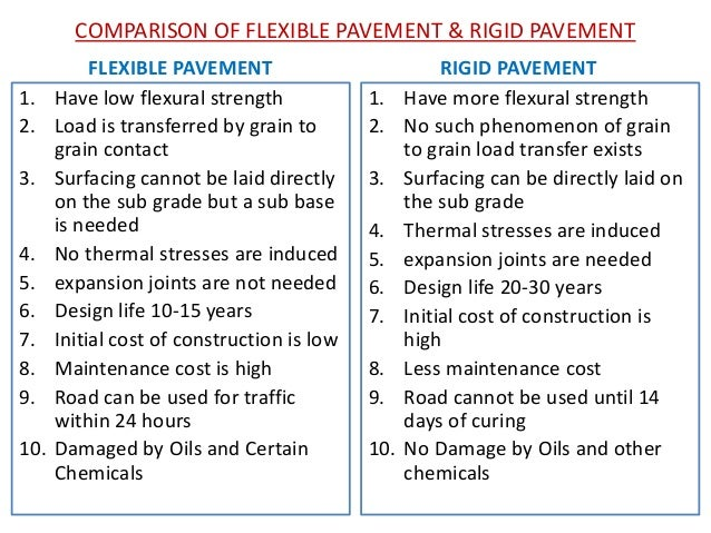 Typical layers of a flexible pavement Seal Coat: Seal coat is a thin surface treatment used to water- proof the surface an...
