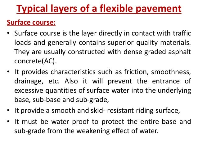 Lecture - 6 Design Of Flexible Pavement IRC-37:2001 Civil Engineering Department College of Engineering and Technology(CET...
