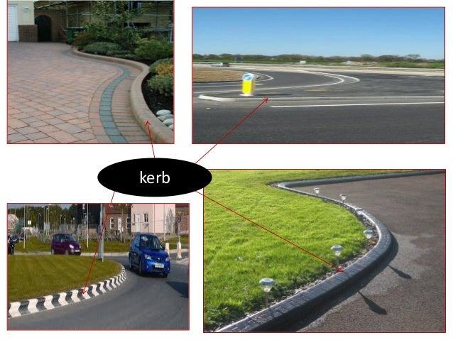 Road margins Parking lane: • These are provided on urban roads to allow kerb parking • As far as possible only parallel pa...