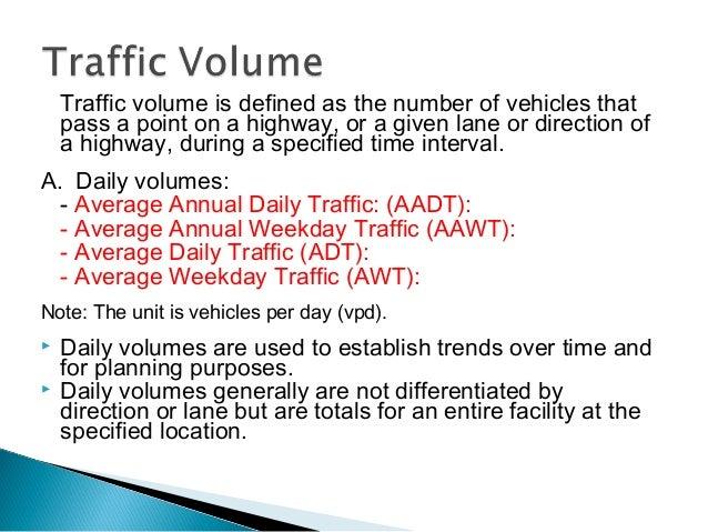 Design traffic for highways - Traffic planning and design layoffs ...