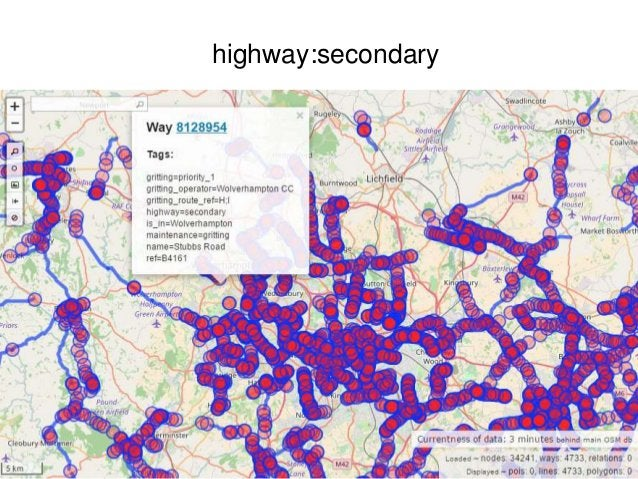Highways asset and condition data is crucial for accuracy of routing tools