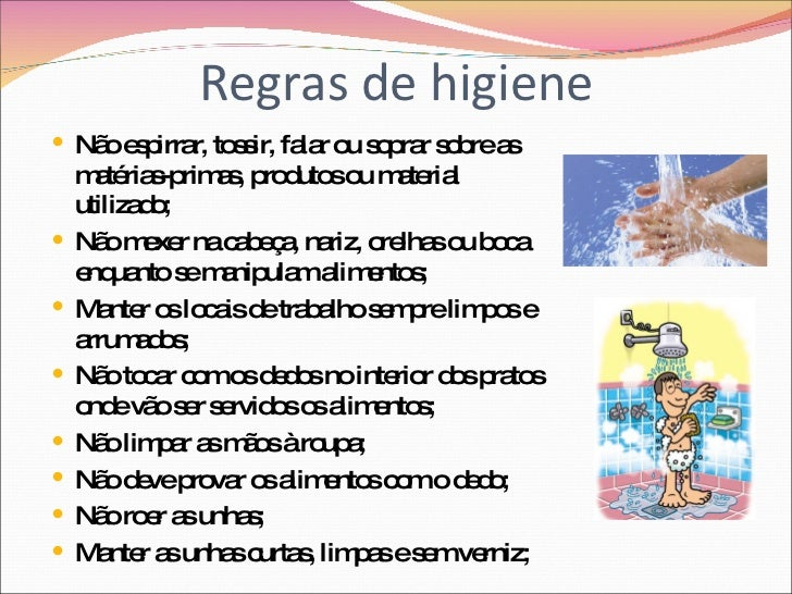 Conhecido Higiene NJ18