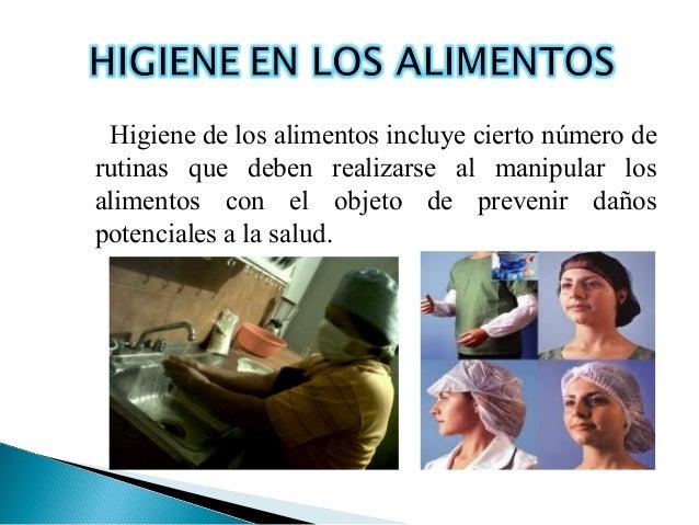 Higiene de los alimentos para ni os de primaria - Higiene alimentaria y manipulacion de alimentos ...