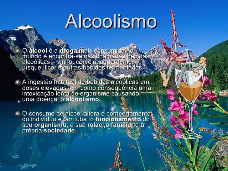 O que as pedras ajudam do alcoolismo