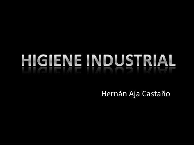 Hernán Aja Castaño