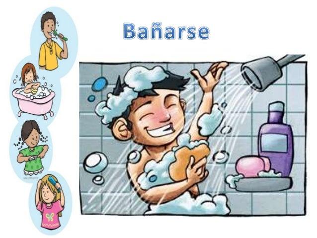 Higiene personal en preescolar