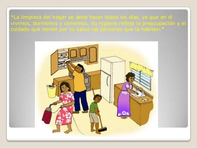 Higiene salud - Como hacer la limpieza de la casa ...