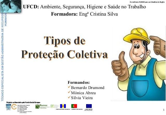Tipos de Protecção Colectiva 2b63a00b14
