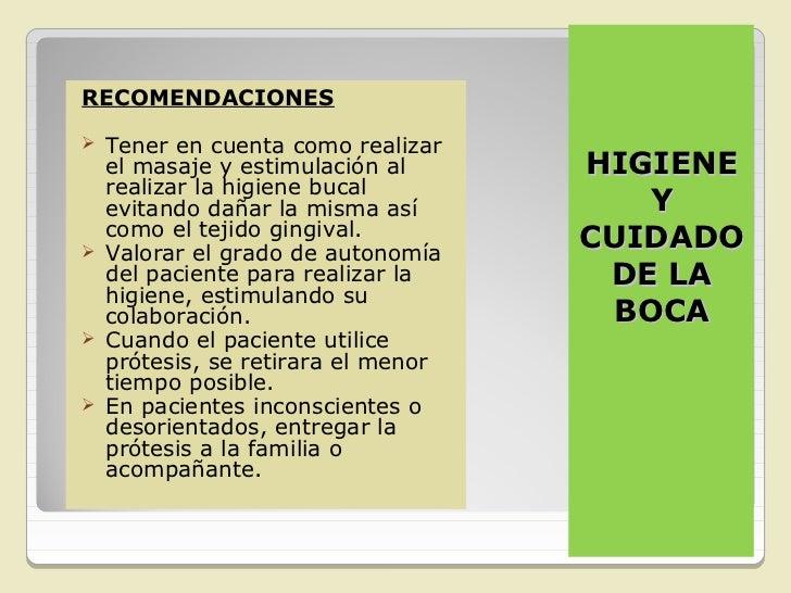 HIGIENE DEL CABELLO           DEFINICIÓN   Es un conjunto de medidas  higiénicas que realiza la  enfermera para mantener l...
