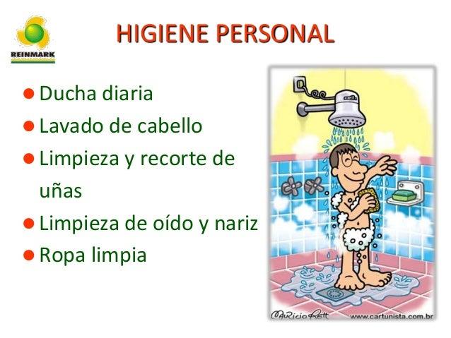 Higiene Y Desinfeccion De Personal En Planta Procesadora