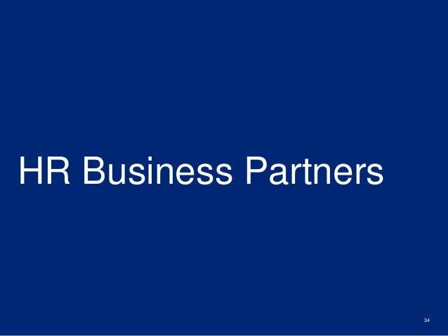 HR Business Partners  34