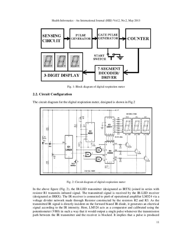 Development of a respiration rate meter a low cost design approach 3 ccuart Choice Image