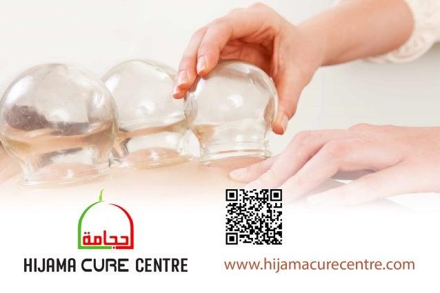 Hijama cure centre e brochure