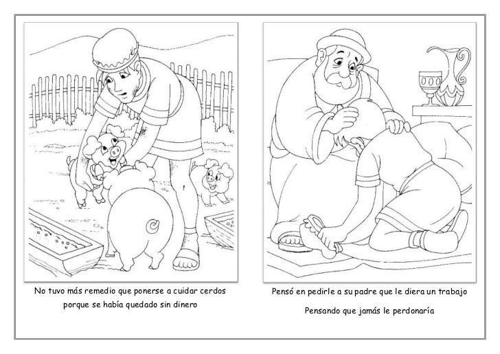 Cuadernillo ejercicios El Hijo Pródigo