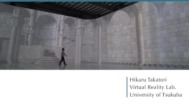 """IVRC BoF in SIGGRAPH 2016 by Hikaru Takanori. Behind the scene of """"CHILDHOOD"""" Project"""