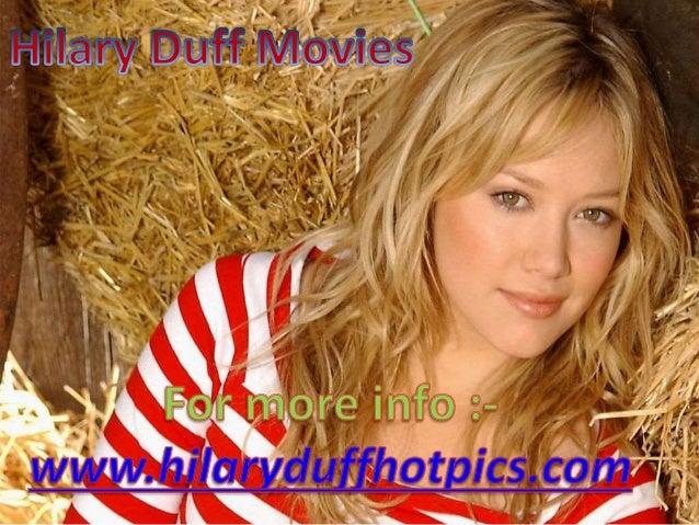 Hilary Duff Film