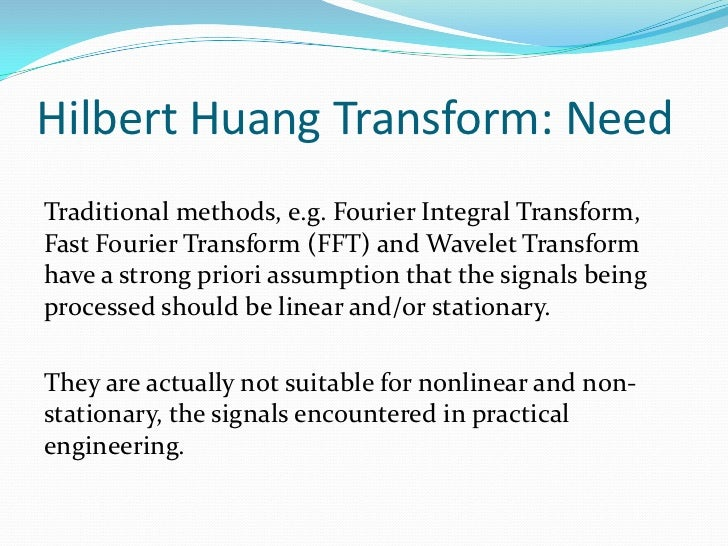 ht hilbert transform of a signal Matlab hilbert transform in c++ the ht kernel has a singulary at zero and the numerical computation of the convolution hilbert transform (analytical signal.