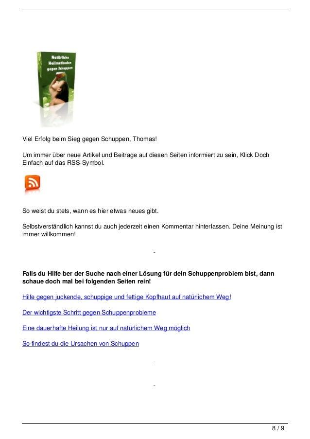 Viel Erfolg beim Sieg gegen Schuppen, Thomas!Um immer über neue Artikel und Beitrage auf diesen Seiten informiert zu sein,...