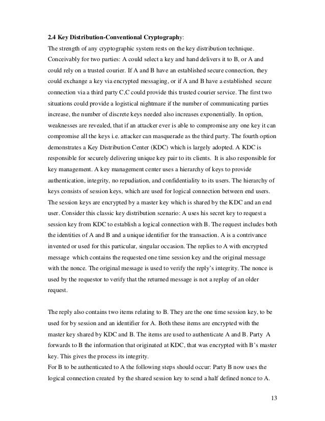 msc thesis on cryptography Msc thesis profiling symmetric encryption algorithms for implantable medical  devices di zhu abstract faculty of electrical engineering, mathematics and.
