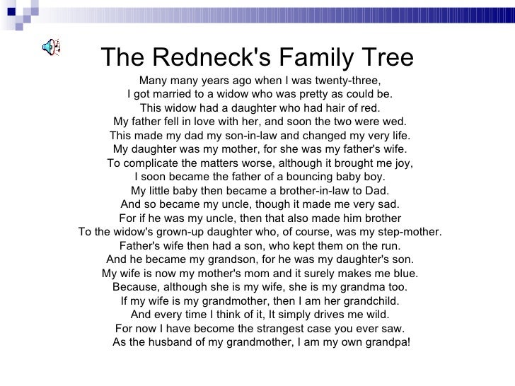 Red Neck Poems 5