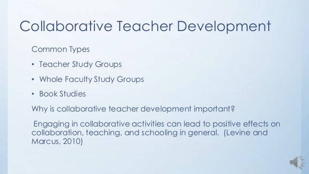 Collaborative Teaching Books ~ Collaborative teacher development