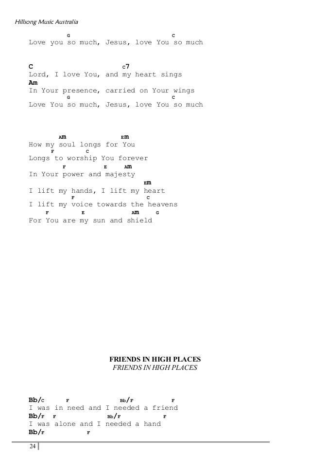 Enchanting Jesus I Love You Chords Image - Beginner Guitar Piano ...